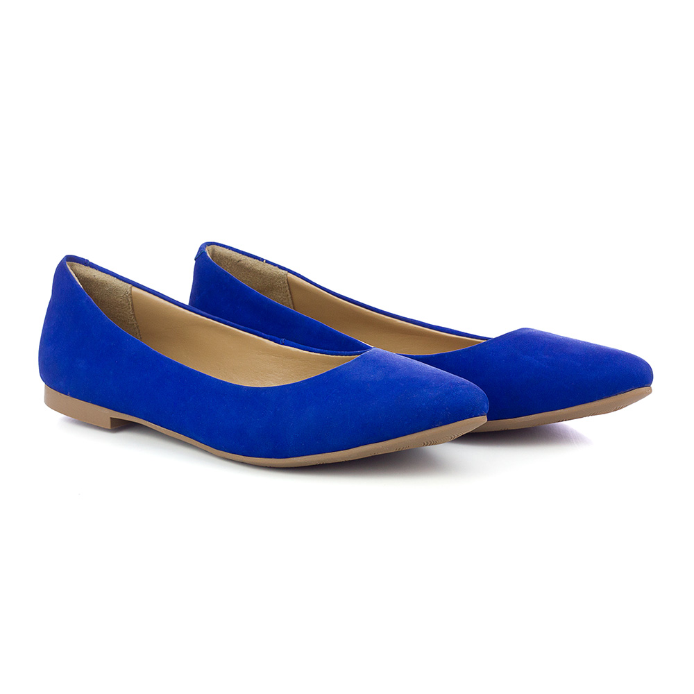 Sapatilha  Gommix Nobuck Azul