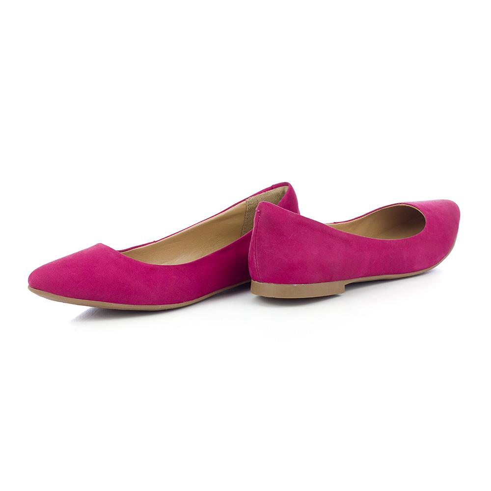 Sapatilha  Gommix Nobuck Rosa Pink