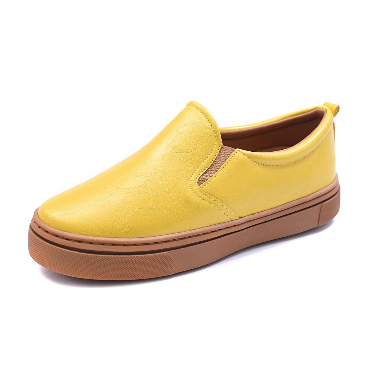 Slip on Feminino Gommix Shoes 067 Verniz