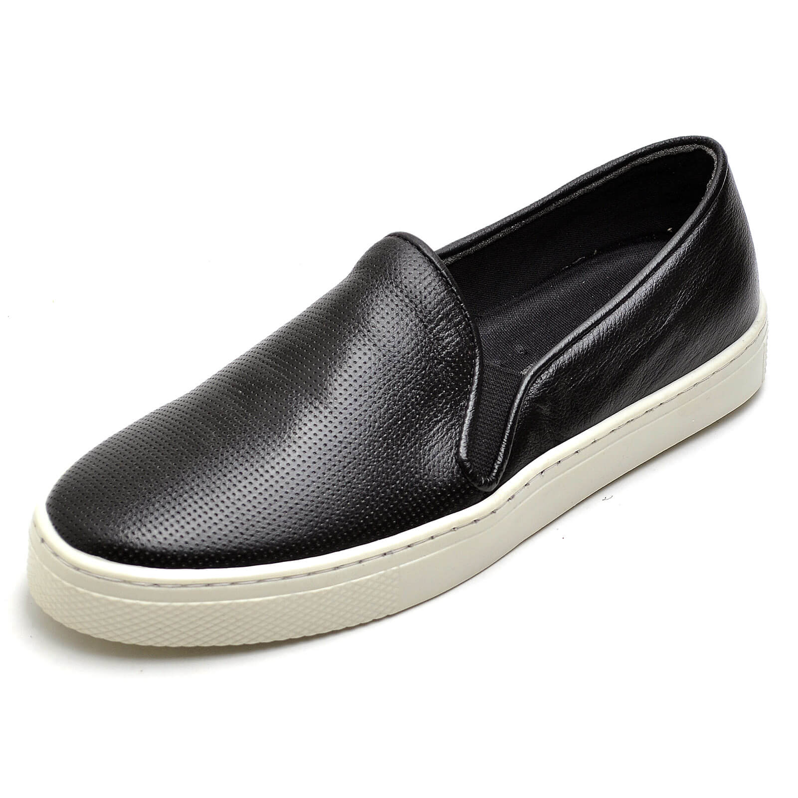 Slip On Feminino Gommix World Preto
