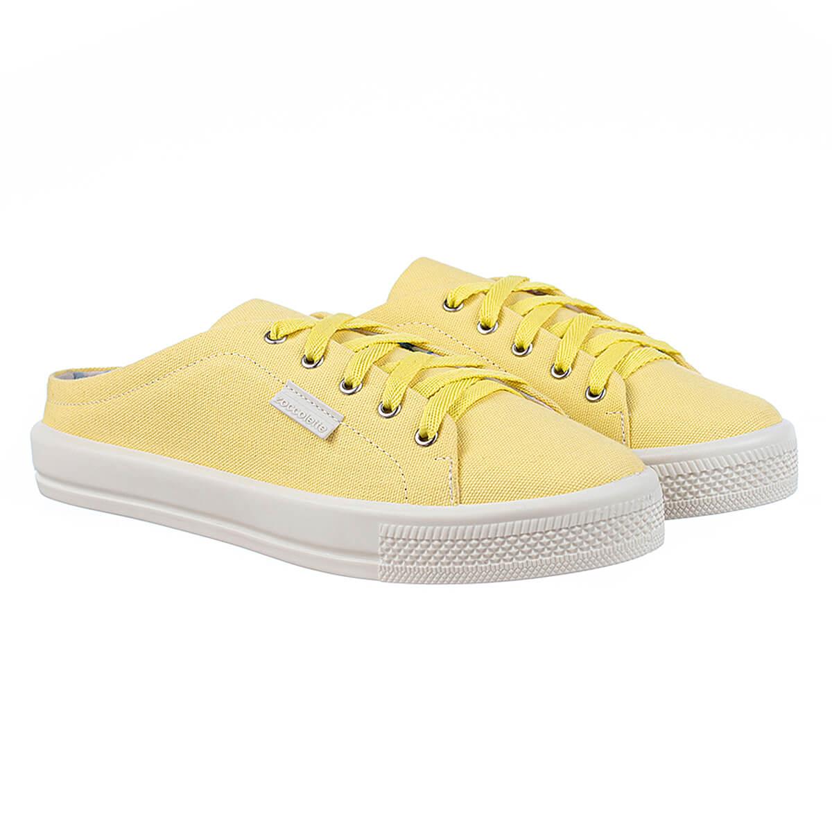 Tênis Mule Gommix 204 Amarelo