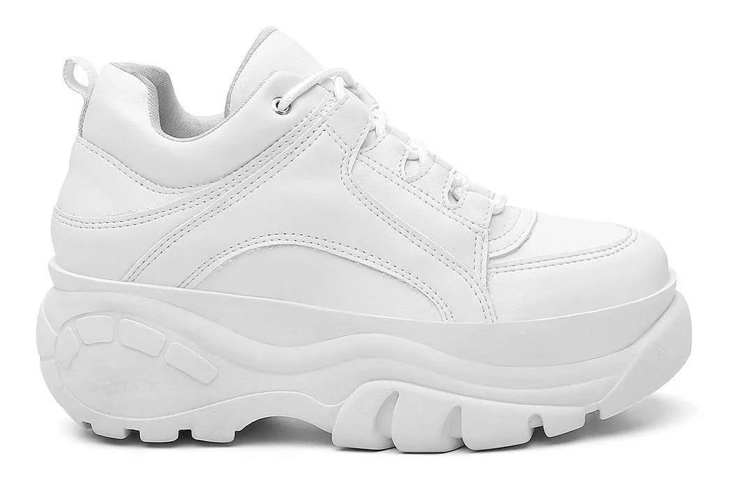 Tênis Sneaker Gommix Branco