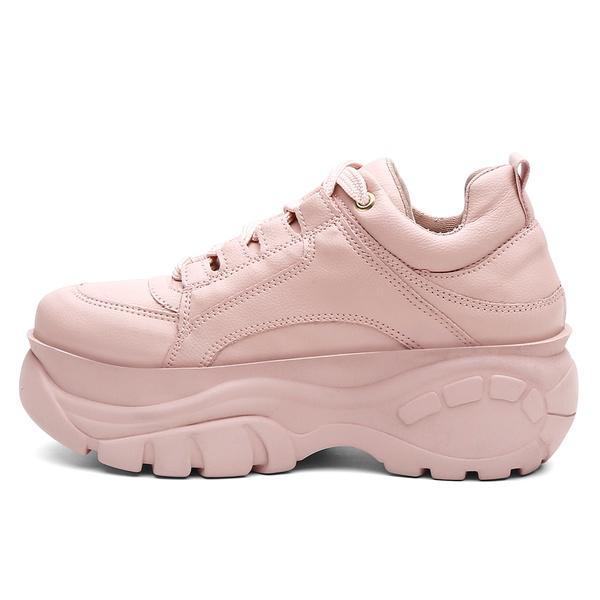 Tênis Sneaker Gommix Nude