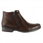 Bota Conforto Hb Agabe Boots - 401.001 - Pl Café - Solado de Borracha PVC