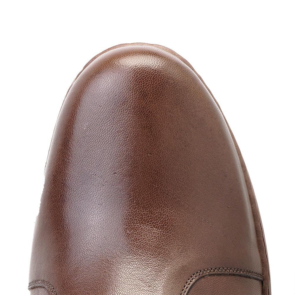 Bota Conforto Hb Agabe Boots - 401.001 - Pl Tabaco - Solado de Borracha PVC