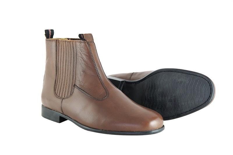 Bota Social Hb Agabe Boots - 400.000 - Pl Tabaco - Solado de Borracha