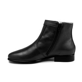 Bota Social Hb Agabe Boots - 400.002 - Pl Preto - Solado de Borracha