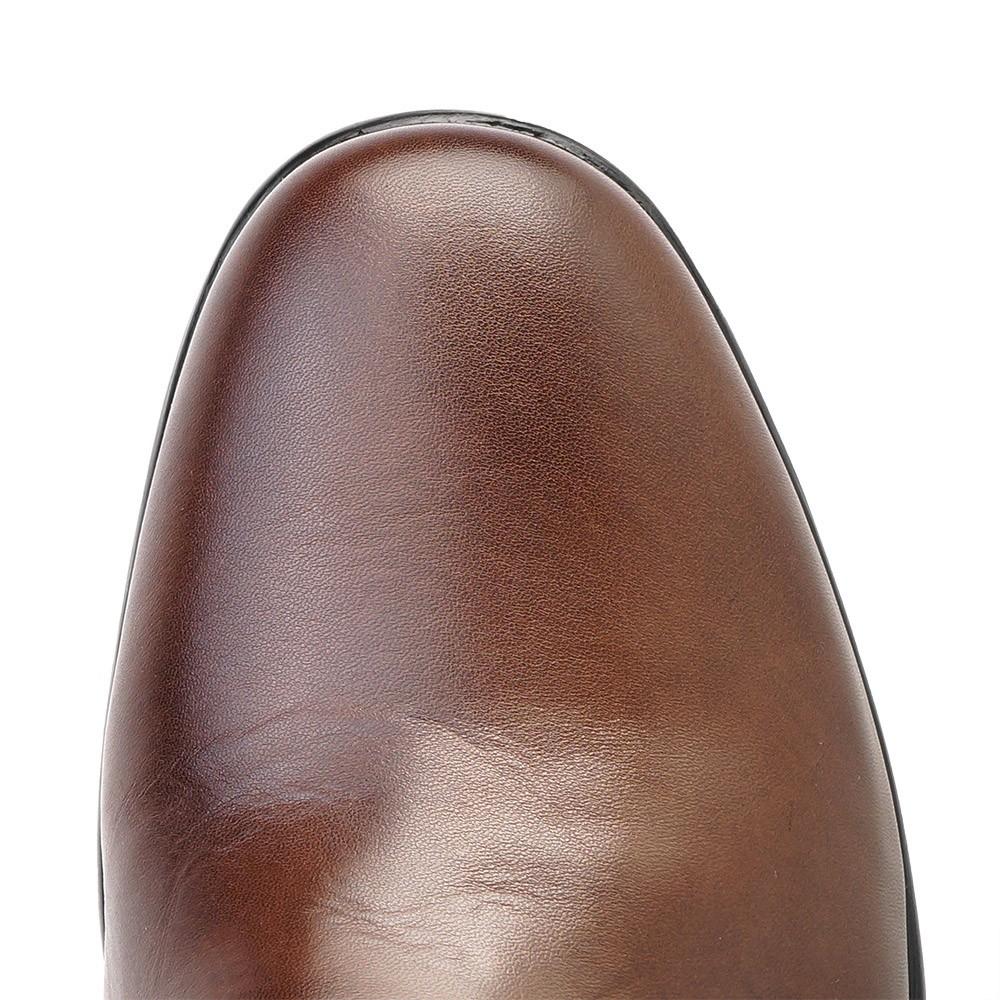 Bota Social Hb Agabe Boots - 400.002 - Pl Tabaco - Solado de Borracha