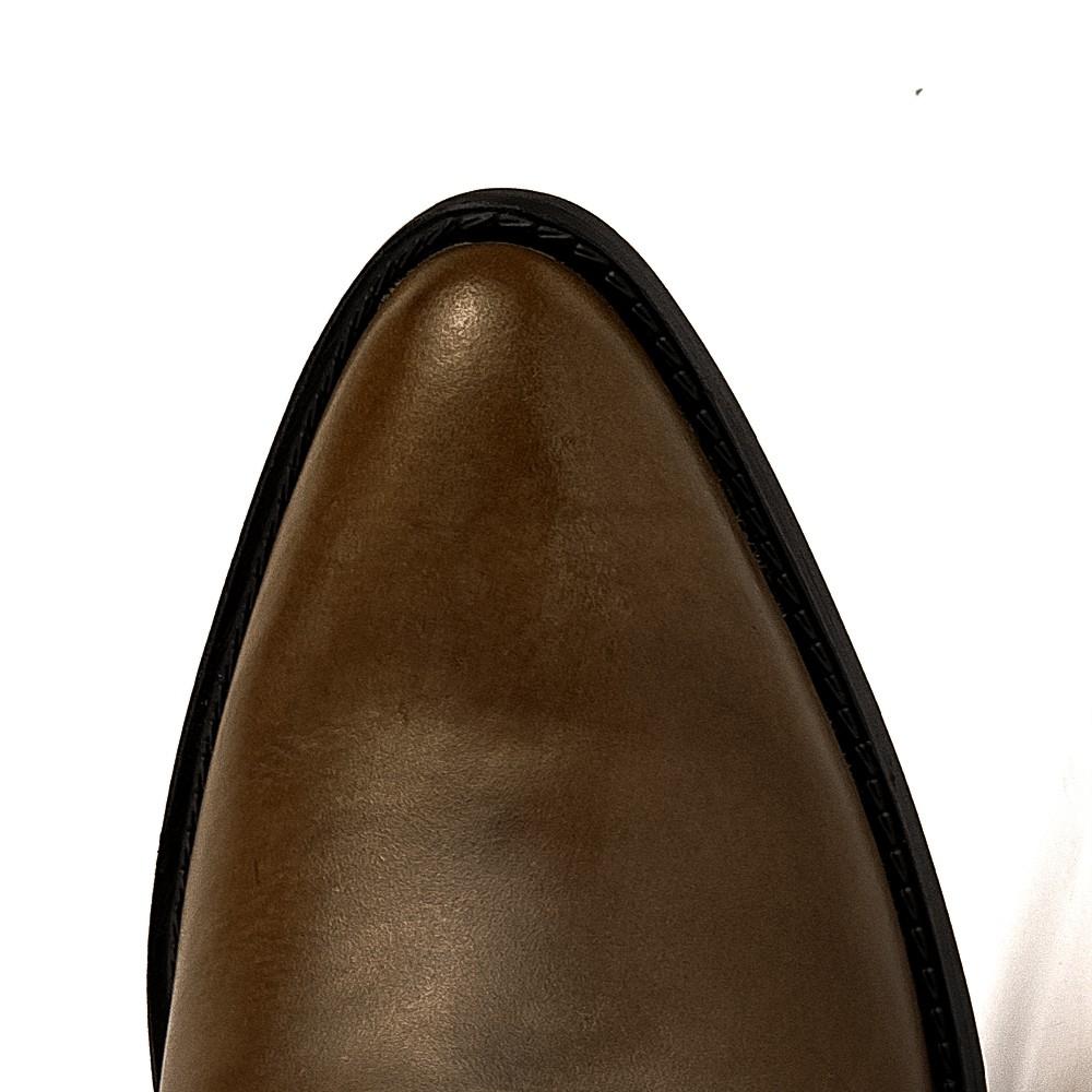 Bota Texana HB Agabe Boots 200.000 - Lt Marrom - Solado de Borracha