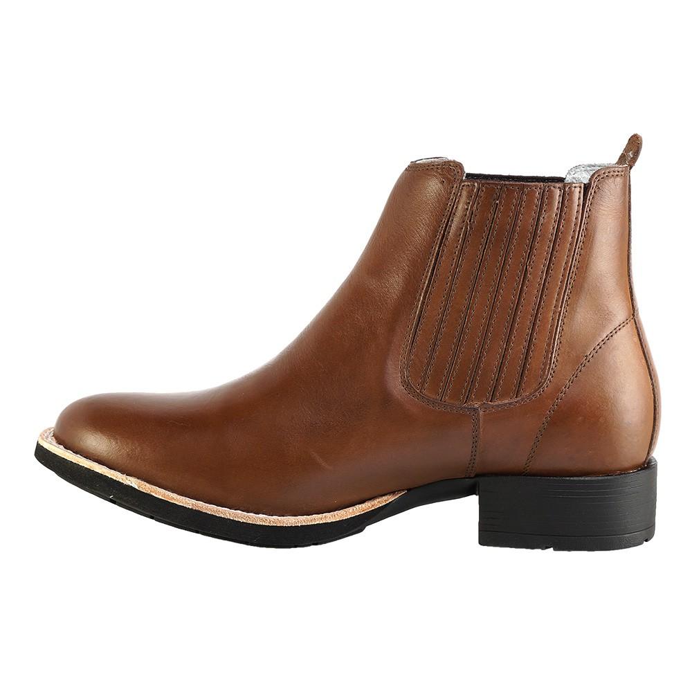 ESPECIAL Bota Western HB Agabê Boots 419.000 LT Marrom Sola Borracha