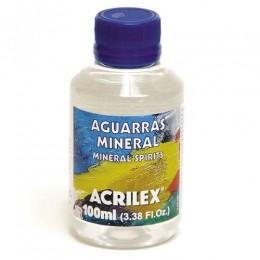 Aguarrás Mineral Acrilex 100ml 15110