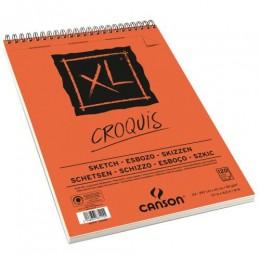 Bloco caderno Canson 90 gms. Croquis XL A-3 120 folhas