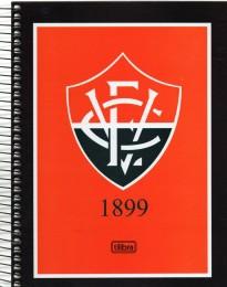 Caderno Univ Tilibra Vitoria 200 Folhas 10 Matérias