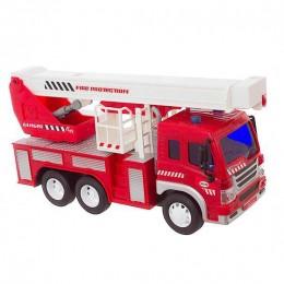 Caminhão de Bombeiros Shiny Toys 297S