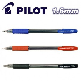 Caneta Esferográfica Pilot® GRIP 1.6 mm BPS