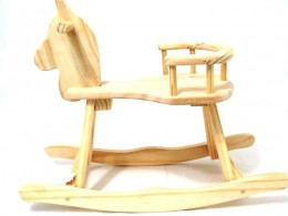 Cavalo de Balanço Mirim Bohney PA181