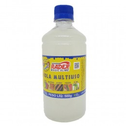 Cola Multiuso Radex Magic Slime 500g