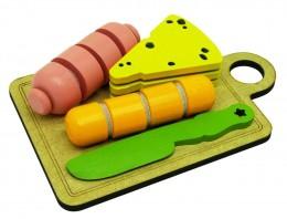 Coleção Comidinhas NewArt Toy's Kit Frios Ref. 393