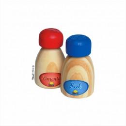 Coleção Comidinhas NewArt Toy's Sal/Pimenta Ref. 405