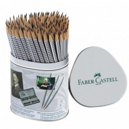 EcoLápis Grafite Eco Grip Faber-Castell com 144 unid. 2001B/144