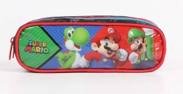 Estojo Escolar Duplo DMW Super Marios Bros 11533