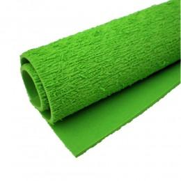 EVA Atoalhado 40x48 Verde Claro Com 5 folhas Ref.4757