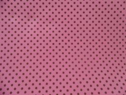 EVA Estampado 40x60 Poá Rosa Pacote Com 5 folhas Ref.4241