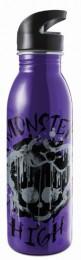 Garrafa de Aço Inox 600 ml Dermiwil Monster High 60292