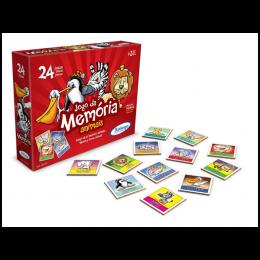 Jogo da Memória Animais Xalingo 5076-5