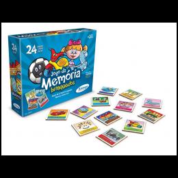 Jogo da Memória Brinquedos Xalingo 5096-5