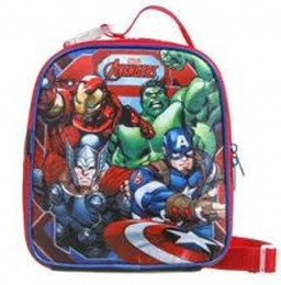 Lancheira Térmica DMW Avengers Ref. 11605