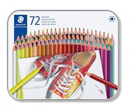Lápis de cor Staedtler 72 cores