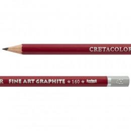 Lapis Grafite Cretacolor Fine Art Graphite 4H Ref. 160 14