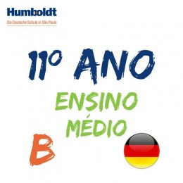 Lista da Segunda Série Ensino Médio B Alemão / 11. Schuljahr B