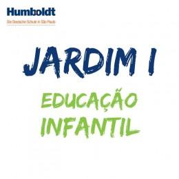 Lista do Jardim I Educação Infantil / Kindergarten I