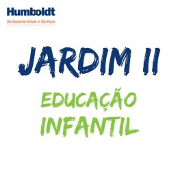 Lista do Jardim II Educação Infantil / Kindergarten II