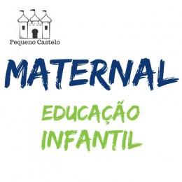 Lista do Maternal Educação Infantil - Escola Pequeno Castelo
