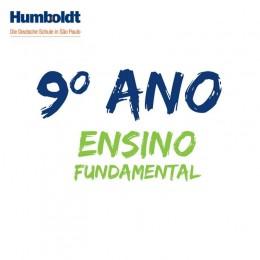Lista do Nono Ano Ensino Fundamental AC / 9. Schuljahr