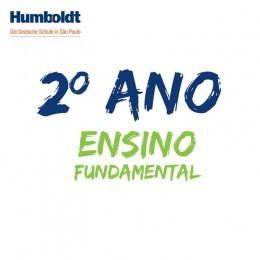 Lista do Segundo Ano Ensino Fundamental / 2. Schuljahr
