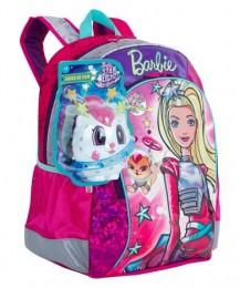 Mochila Grande Barbie Aventura nas Estrelas 064738-06