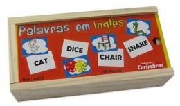 Palavras em Inglês Carimbras Ref. 4455