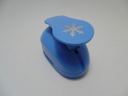 Perfurador de Eva Leo&Leo 50 mm - Floco de Neve Cores Sortidas