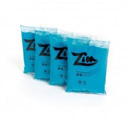 Pó Colorido Zim Saco C/ 100 gr - Azul