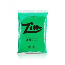 Pó Colorido Zim Saco C/ 100 gr - Verde Bandeira