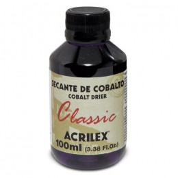 Secante de Cobalto Acrilex 100ml 15910