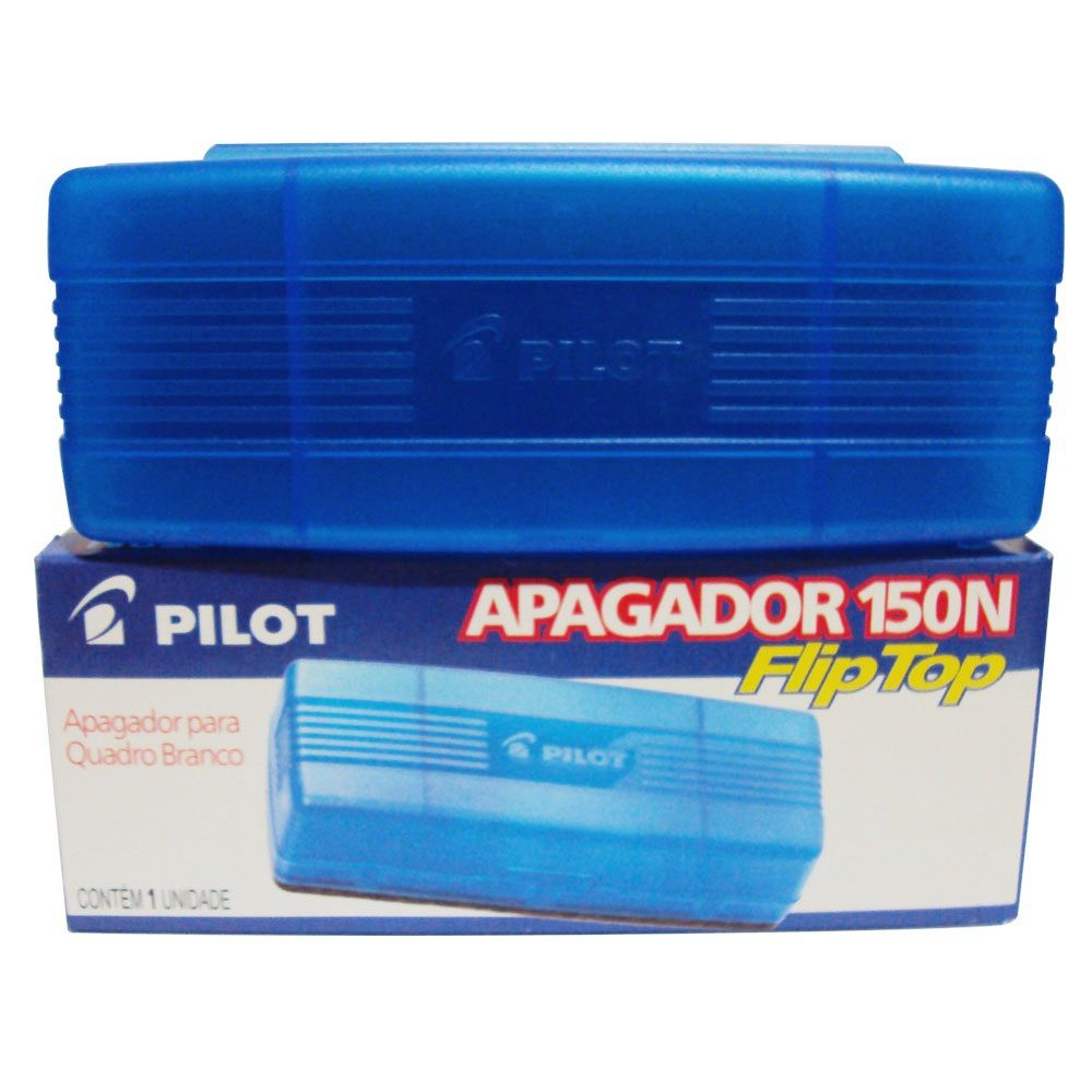 Apagador Quadro Branco Pilot® Flip Top 150N
