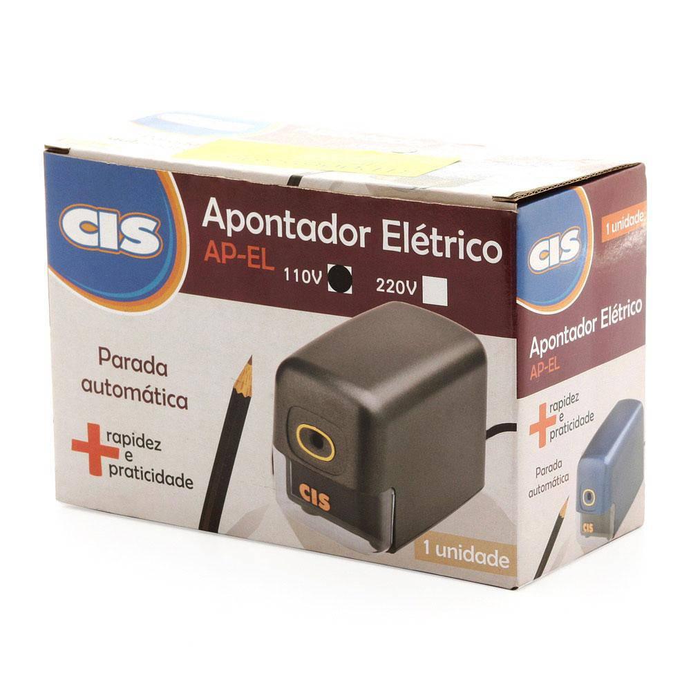 Apontador Eletrico Cis AP-EL 110V