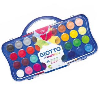 Aquarela Giotto - 36 Cores
