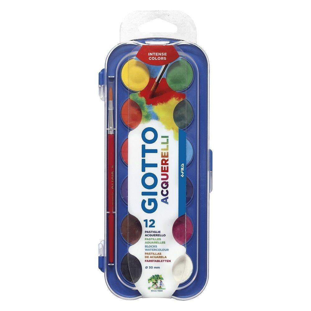Aquarela Giotto - 12 Cores