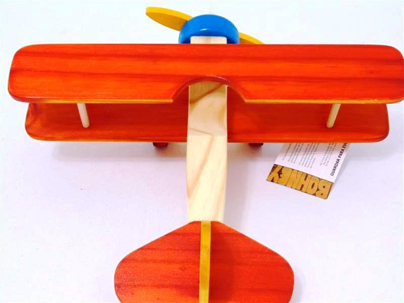 Avião Bi-Plano Bohney PA170